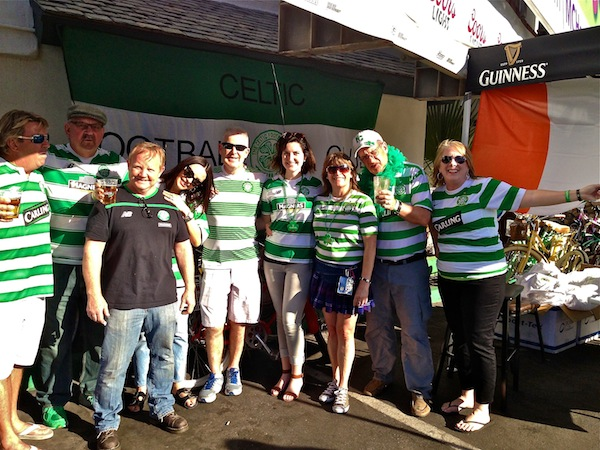 Phoenix CSC at Rosie McCaffrey's for St. Patrick's Day