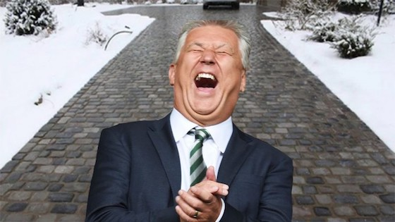 Image result for peter lawwell laughing gif